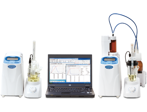 Software for Moisture Titrator