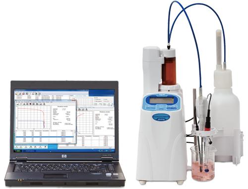 Software for Automatric Potentiometric Titrators
