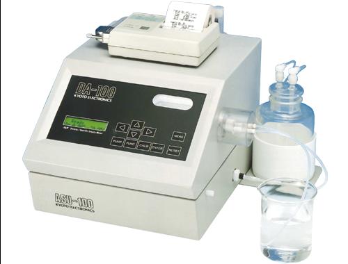 Sampling Unit (for the DA-100 Density meter)