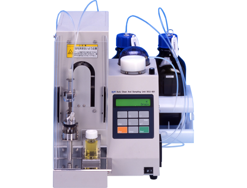 Auto Clean and Sampling Unit