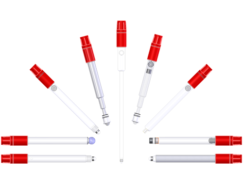 Electrodes for Potentiometric Titrator