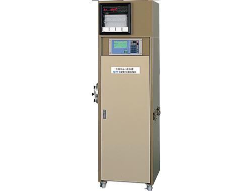 大気中ふっ素化合物自動計測器