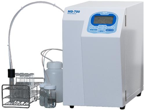 液体試料中水銀測定装置