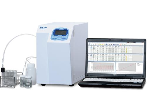 高性能液体試料中水銀測定装置