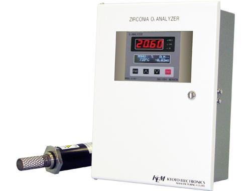 燃焼排ガス用酸素計