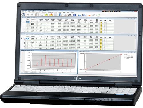 水銀測定制御ソフトウェア