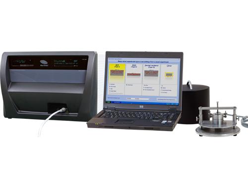 ホットディスク法 熱物性測定装置